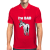 I'm Bad Mens Polo