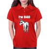 I'm Bad Womens Polo