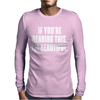 I'm beautiful Mens Long Sleeve T-Shirt