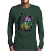 Im Faded Mens Long Sleeve T-Shirt