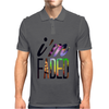 Im Faded Mens Polo