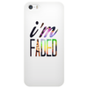 Im Faded Phone Case
