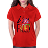 Im Faded Womens Polo