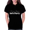 I'm Fat Let's Party, Mens Funny Womens Polo