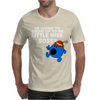 Im Going To Grow Up Being Little Miss Bossy Mens T-Shirt