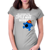 Im Going To Grow Up Being Little Miss Bossy Womens Fitted T-Shirt