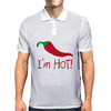 I'm hot! Mens Polo