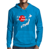 I'm huge in Japan Mens Hoodie