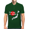 I'm huge in Japan Mens Polo