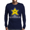 I'm Invincible Mens Long Sleeve T-Shirt