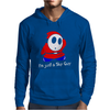 I'm Just A Shy Guy Mens Hoodie