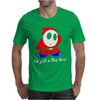 I'm Just A Shy Guy Mens T-Shirt