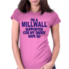 I'm Millwall Supporter Womens Fitted T-Shirt
