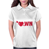 I'm my own valentine Womens Polo
