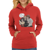 I'm Not Dead Yet Womens Hoodie