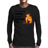 Im Not Drunk Mens Long Sleeve T-Shirt