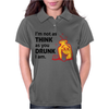 Im Not Drunk Womens Polo