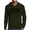 I'm not short Awesome Mens Hoodie