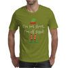 I'm Not Short I'm Elf Sized Mens T-Shirt