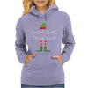 I'm Not Short I'm Elf Sized Womens Hoodie