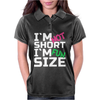 I'm not short, I'm fun size Womens Polo