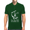 I'm Not Spartacus Kirk Douglas Mens Polo