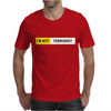 I'M NOT TERRORIST Mens T-Shirt