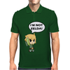 I'm not Zelda Mens Polo