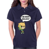 I'm not Zelda Womens Polo