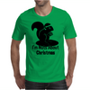 I'm Nuts About Christmas Mens T-Shirt