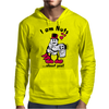 Im Nuts About You Mens Hoodie