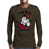 Im Nuts About You Mens Long Sleeve T-Shirt