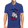 Im Nuts About You Mens Polo