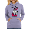 Im Nuts About You Womens Hoodie
