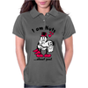 Im Nuts About You Womens Polo