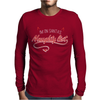I'm On Santa's Naughty List Mens Long Sleeve T-Shirt