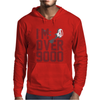 I'm Over 9000 Mens Hoodie