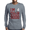 I'm Over 9000 Mens Long Sleeve T-Shirt