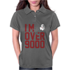 I'm Over 9000 Womens Polo