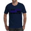 I'm so hipster noone has heard of me Mens T-Shirt