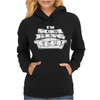 I'm Sofa King Cool Womens Hoodie