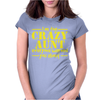 I'm The Crazy Aunt Everyone Warned You About Womens Fitted T-Shirt