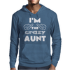 I'm the Crazy Aunt Mens Hoodie