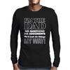 I'm The Dad Mens Long Sleeve T-Shirt