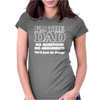 I'm The Dad Womens Fitted T-Shirt
