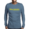 I'm The Fake Driver Mens Long Sleeve T-Shirt