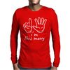 I'm This Many (Six) Mens Long Sleeve T-Shirt