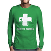 I'm With Player 1 Mens Long Sleeve T-Shirt