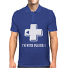 I'm With Player 1 Mens Polo