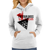 I'm Your Boss Womens Hoodie